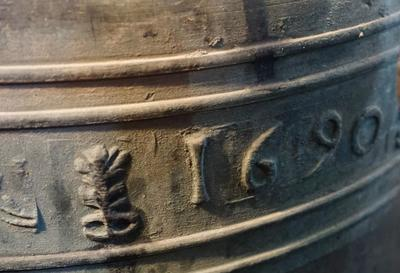 Inscription on a bell